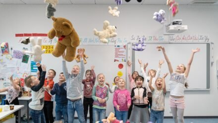 Estonian education system provides equal opportunities for all