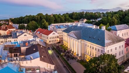 The University of Tartu among the 300 best universities in the world