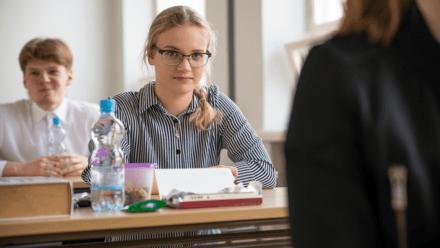 COVID-19 didn't affect the exam results in Estonia