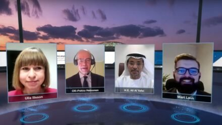 Experts from Estonia, Finland and UAE discussed personalised learning at EXPO