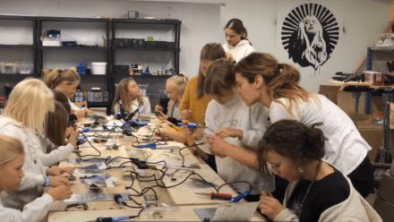 Estonian tech firms invest in public education