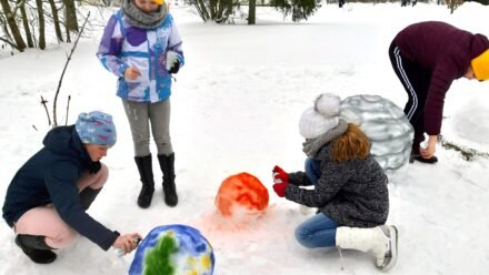 Move Lab aims to increase the share of outdoor learning