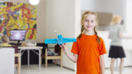 Using space to support STEM education in school