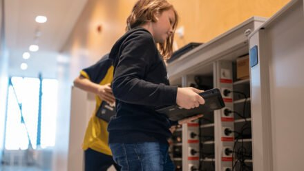 An endless river for bits and bytes – how Estonia ensures internet access for students and teachers