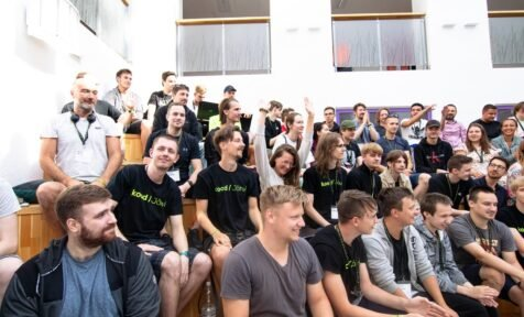 IT students of different age. Estonia
